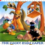<strong>The Lucky Dime Caper. Starring Donald Duck</strong>
