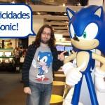 <strong>¡Feliz 21 cumpleaños Sonic!</strong>