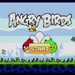 <strong>Angry Birds para Megadrive</strong>