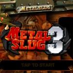 <b>Metal Slug 3 para iOS</b>