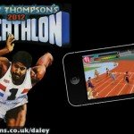 <b>Daley Thompson's Decathlon 2012 - Video conceptual</b>