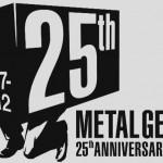 <b>25 aniversario de Metal Gear</b>