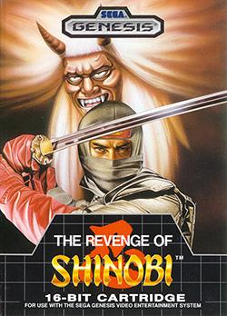 The Revenge of Shinobi