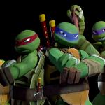 <strong>¡Vuelven las Tortugas Ninja!</strong>