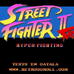 <strong>Street Fighter II Turbo En Catalán</strong>