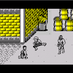 <b>'Double Dragon Remake' para Spectrum por buen camino</b>