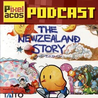 Portada podcast New Zealand Story