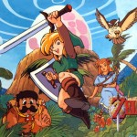 <b>20 Aniversario de The Legend Of Zelda: Link's Awakening</b>