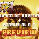 <strong>Ultra Street Fighter 4 - Resumen de novedades + partidas ver...</strong>