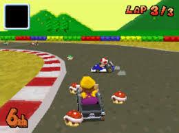 Los gráficos no estaban nada mal para tratarse de la Nintendo DS.