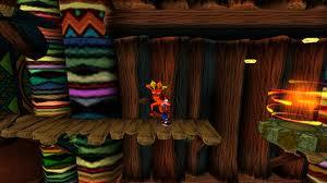 El juego combina perfectamente las secciones 2D y las 3D, ¡Incluso dentro del mismo nivel!
